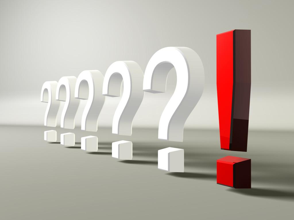 Auf viele Fragen klare Antworten!