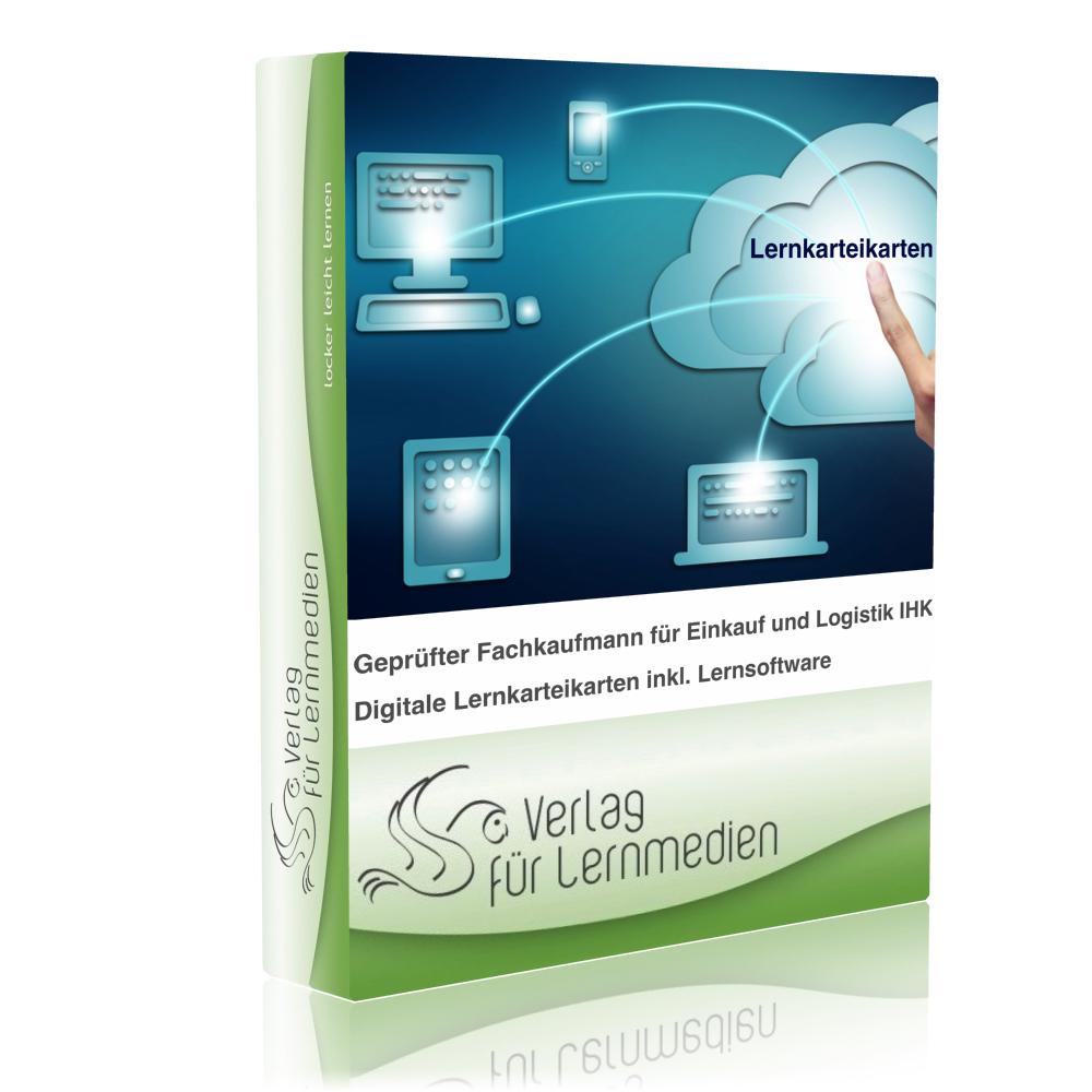 Geprüfter Fachkaufmann für Einkauf und Logistik IHK - kompletter Lehrgang Karteikarten