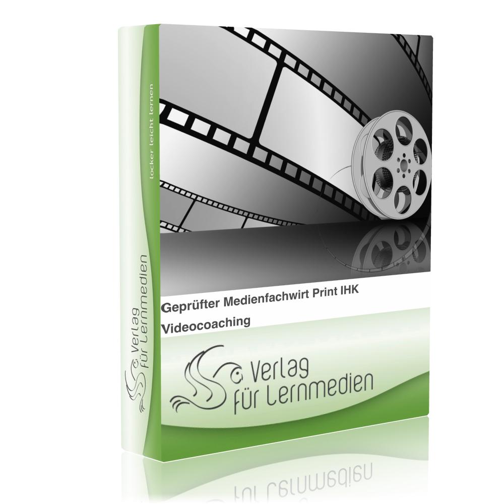 Geprüfter Medienfachwirt Print IHK - Basisqualifikation Video